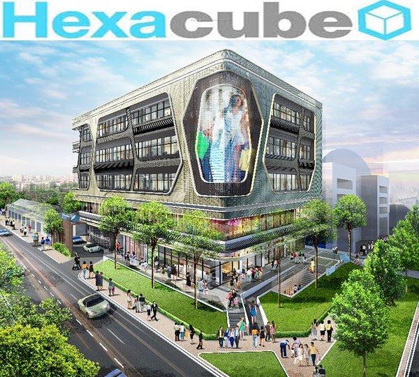 Hexacube-changi-Facade