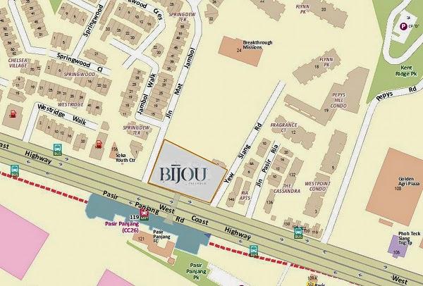 Bijou-Pasir-Panjang-Map